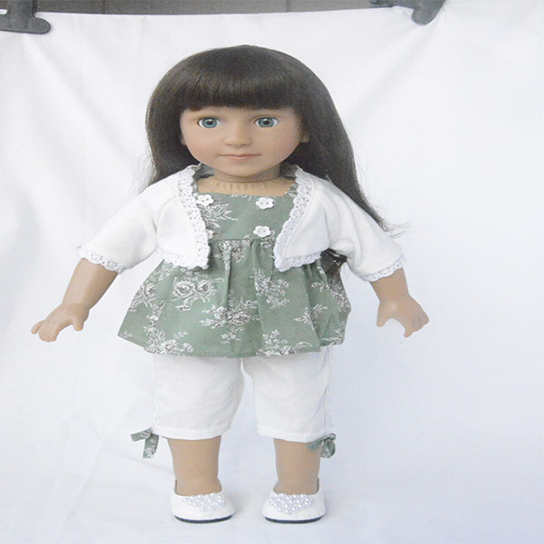 girl doll for daughter gift in 18 inch vinyl doll accessoriess