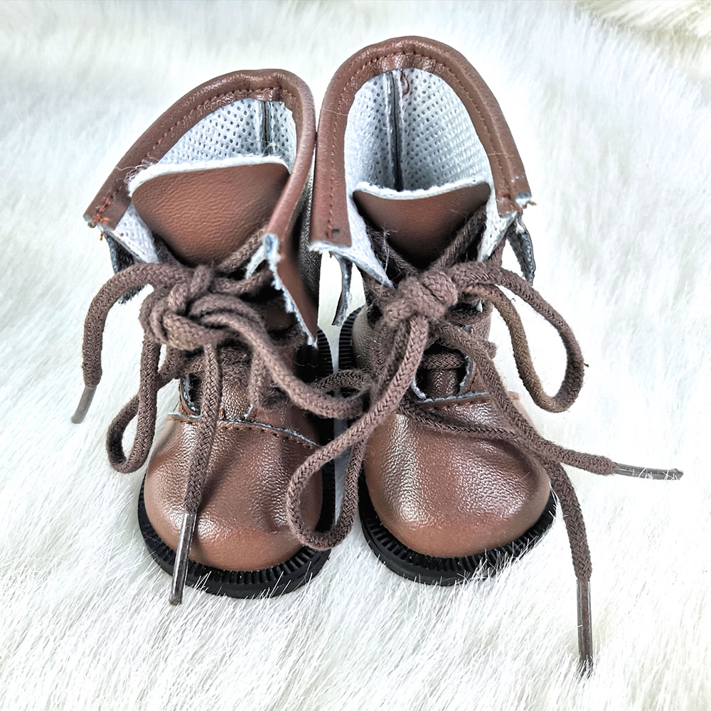 High Quality Doll Shoes Factory Custom Made Dolls Accessories 18 Inch Mini Baby Girls Doll Shoes